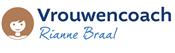 Vrouwencoach Rianne Braal logo